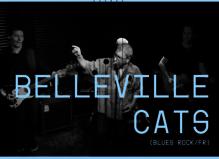 Belleville cats - Centre culturel tchèque