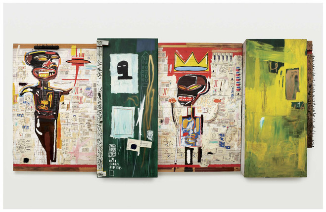 Jean-Michel Basquiat - Louis Vuitton