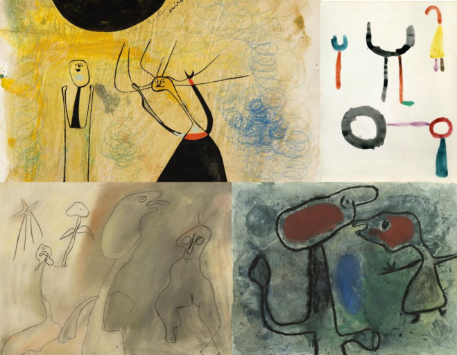 Joan Miro - Lelong & Co Gallery