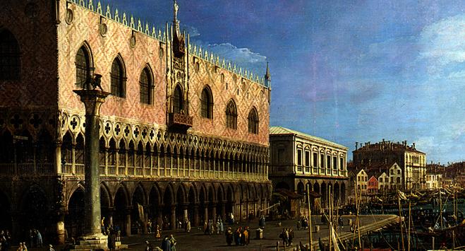 Eblouissante Venise - Les Galeries nationales du Grand Palais