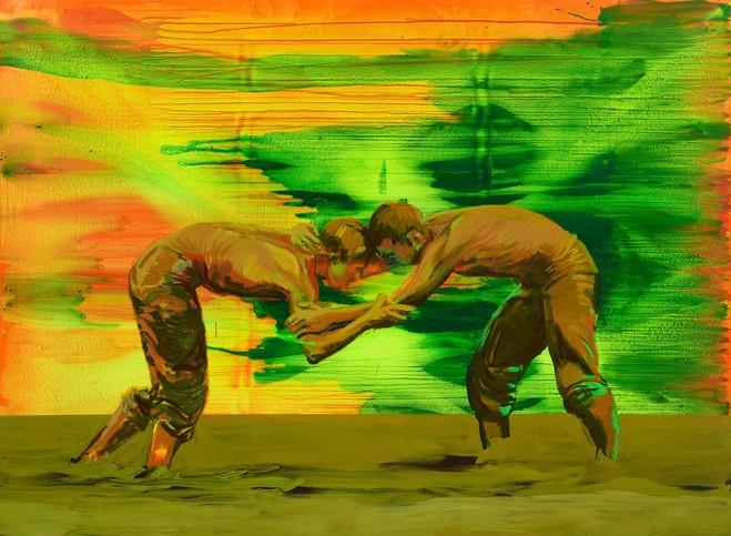 Claire Tabouret - Galerie Almine Rech