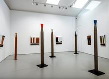 Raymond Hains - Max  Hetzler Gallery