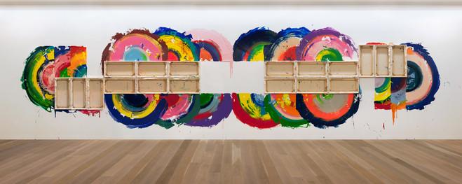 Richard Jackson - Musée de l'Orangerie