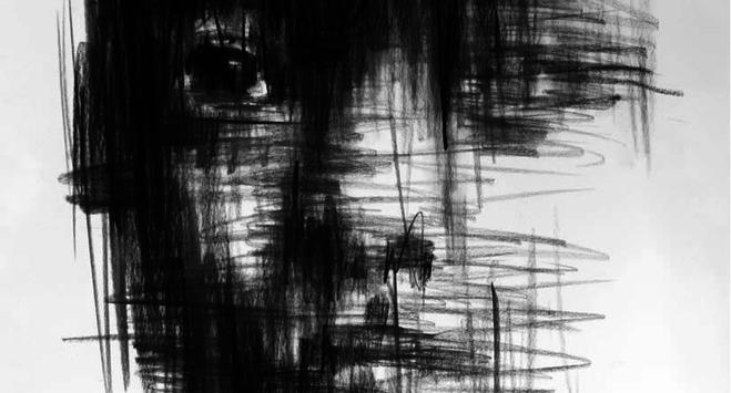 Hom Nguyen—Dark side - A2Z Art Gallery