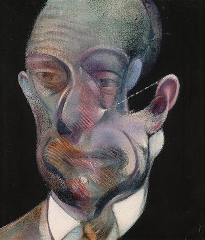 Francis Bacon - Centre Georges Pompidou