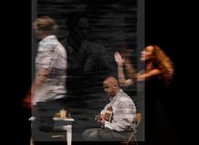 Performance danse-musique - Maria Lund Gallery