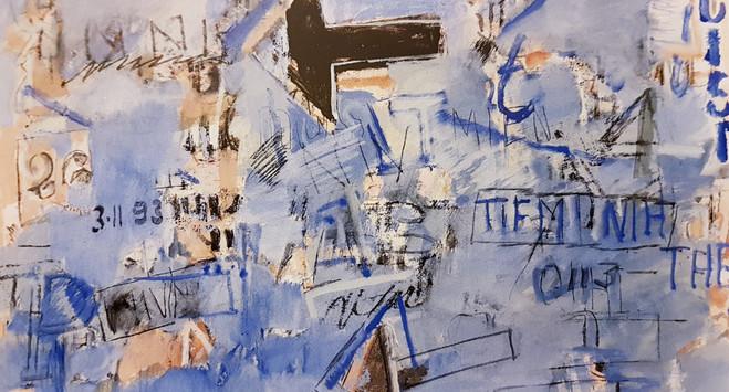 Sarah Grilo - Galerie Lelong & Co. Matignon