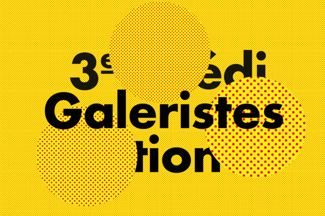 Galeristes, 3e édition - Le Carreau du Temple