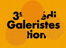 Galeristes, 3e édition - Le Carreau du Temple