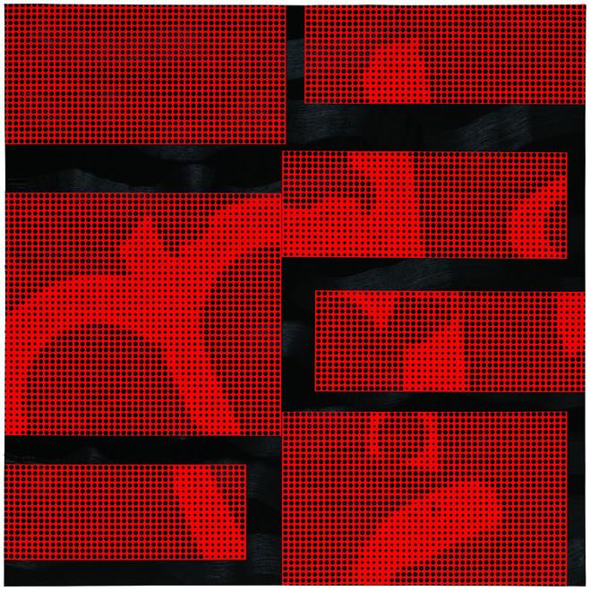Yves Zurstrassen - Galerie Xippas