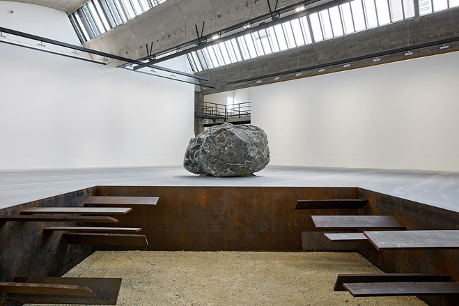 Michael Heizer - Galerie Gagosian, Le Bourget
