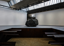 Michael Heizer - Gagosian, Le Bourget Gallery