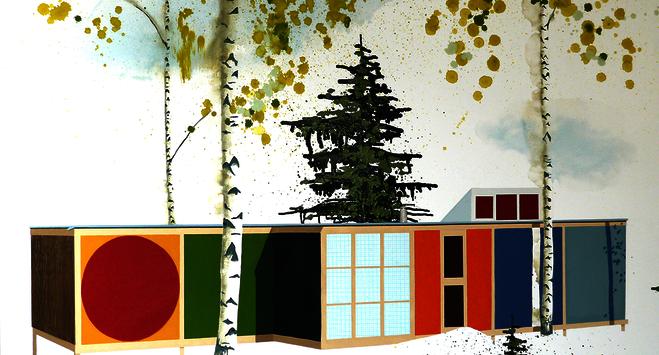 Blaise Drummond - Galerie Loevenbruck
