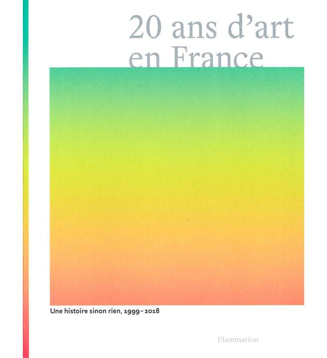 Présentation de l'ouvrage : 20 ans d'art en France - Fondation d'entreprise Ricard
