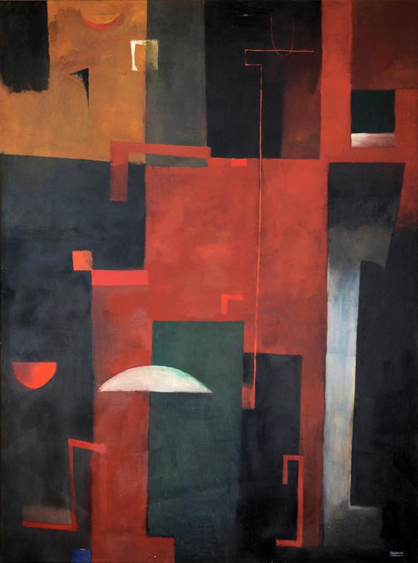 Youla Chapoval - Galerie Jeanne Bucher Jaeger  |  Paris, St Germain