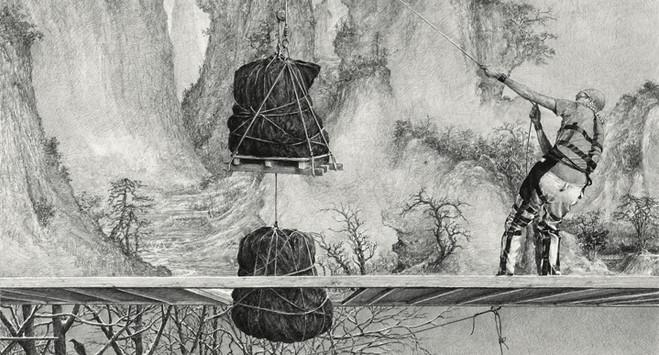 Ethan Murrow - La Galerie Particulière