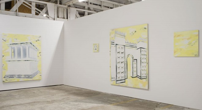 Audrey Matt Aubert - Galerie Isabelle Gounod