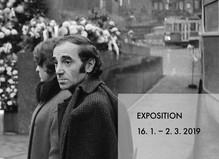 Aznavour à Prague ´69 / Adieux à Palach - Centre culturel tchèque