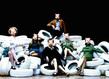 Projection # 1 PPP Dernier Inventaire avant liquidation (hommage à Pier Paolo Pasolini) - CAC La Traverse, Centre d'art contemporain d'Alfortville