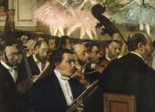 Degas à l'Opéra - Musée d'Orsay