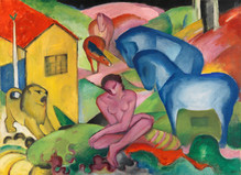 Franz Marc / August Macke - Musée de l'Orangerie