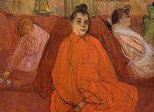 Toulouse-Lautrec - Les Galeries nationales du Grand Palais