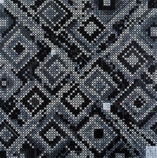 Ding Yi - Galerie Karsten Greve