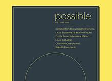 Lancement du #3 de la revue Possible - L'ahah Griset