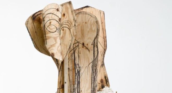 Thomas Houseago - Musée d'Art Moderne de la ville de Paris
