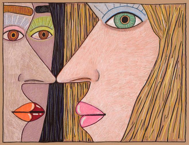 Brian Calvin - Galerie Almine Rech