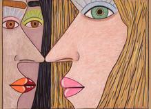 Brian Calvin - Almine Rech Gallery