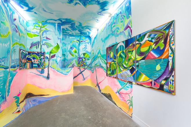 La recherche du rayon vert - Maëlle Galerie