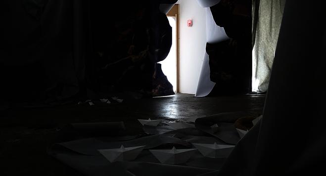 Le Navire de Thésée - CAC La Traverse, Centre d'art contemporain d'Alfortville