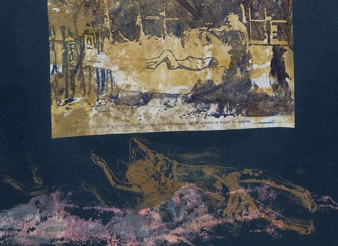 Nancy Spero - Lelong & Co Gallery