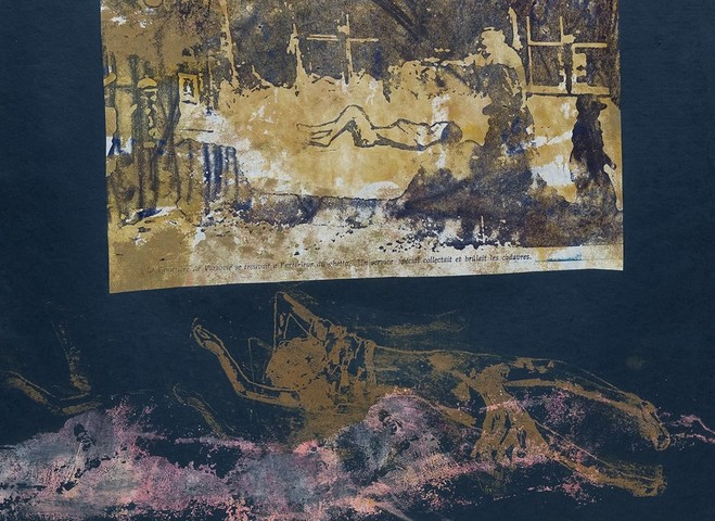 Nancy Spero - Galerie Lelong & Co