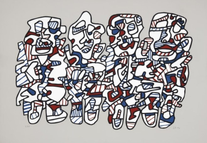 Jean Dubuffet - Lelong & Co Gallery