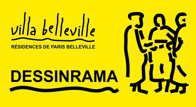 Dessinrama - Villa Belleville