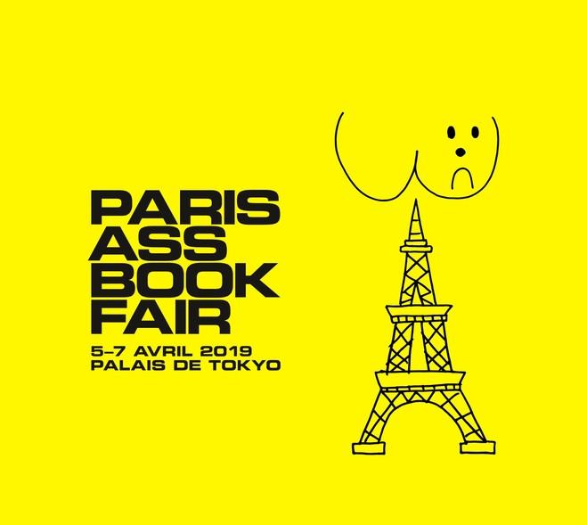Paris Ass Book Fair - Palais de Tokyo