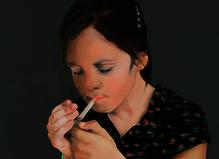 Katinka Lampe - Les filles du calvaire Gallery