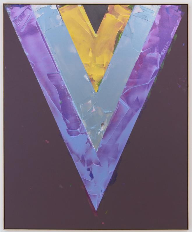 Kenneth Noland - Galerie Almine Rech