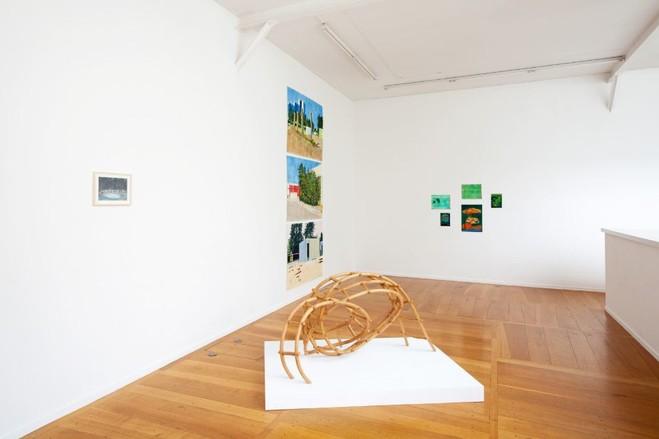 Echoing Trees - Galerie Xippas