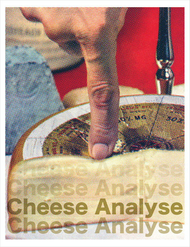 Cheese analyse - L'ahah Griset