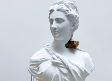 Broken Idols - Maëlle Galerie