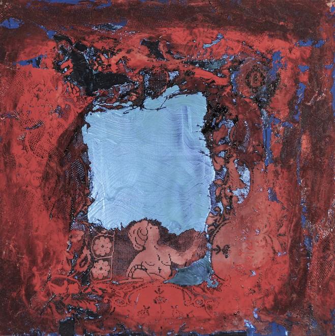 Tel un geste captivant la lumière - Isabelle Gounod Gallery