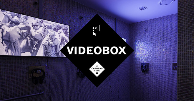 Videobox x Bel Ami - Le Carreau du Temple