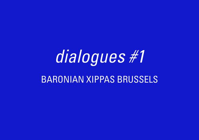 Baronian Xippas Brussels - Xippas Gallery