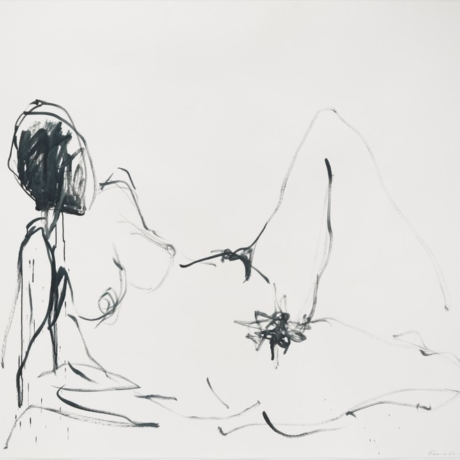 Tracey Emin - Musée d'Orsay