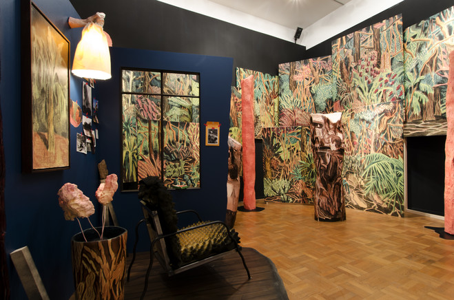 Pierre Seinturier au MUBa Tourcoing - Galerie G-P & N Vallois