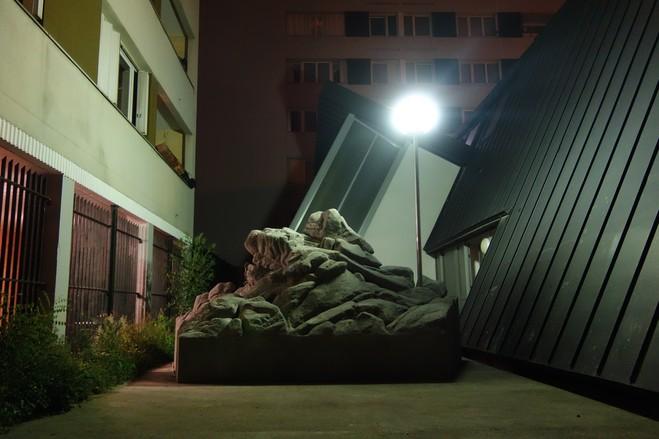 Julien Berthier au CAB Grenoble - Galerie G-P & N Vallois