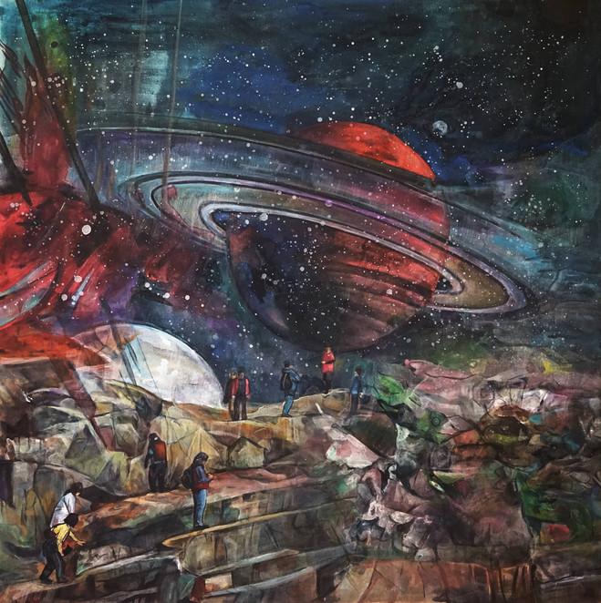 Vivian Ho - A2Z Art Gallery